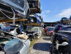 South Florida Junk Yard
