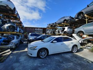 Trusted Auto Salvage Yards in Florida