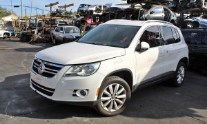 2011 Volkswagen Tiguan 4 Door Used Parts For Sale