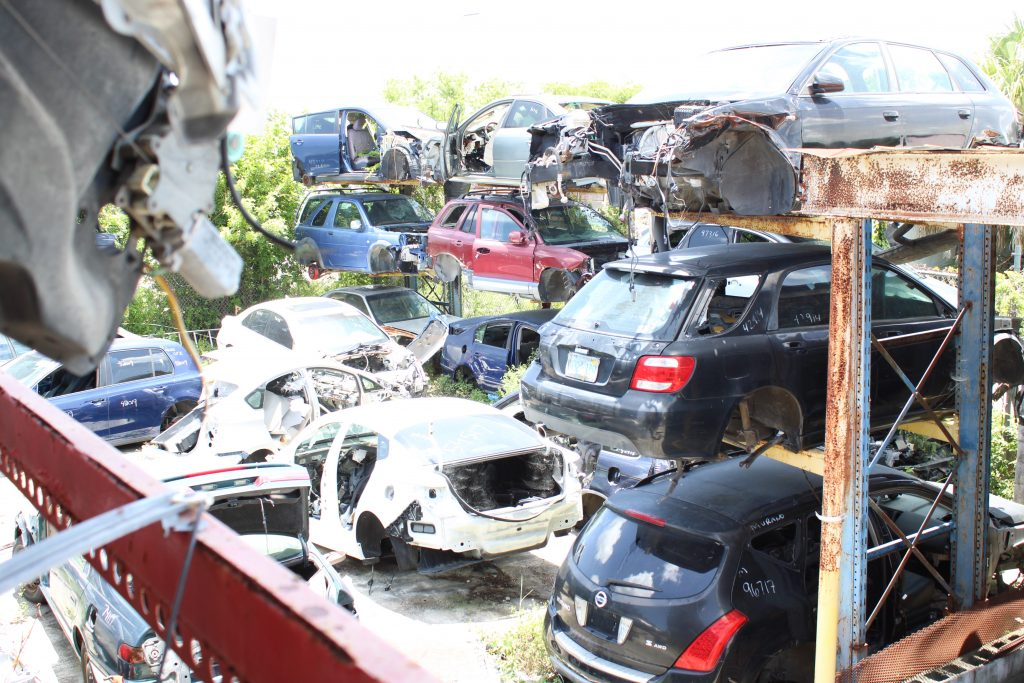 Junkyard Buys Cars For Cash