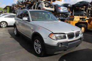 Used BMW Car Parts