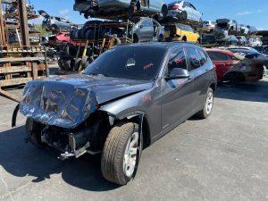 Junk 2013 BMW X1